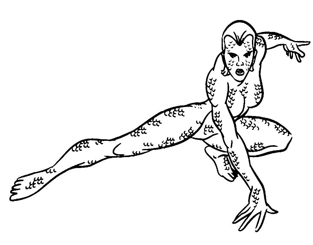Dibujos Para Colorear X Men Imprimir Gratis
