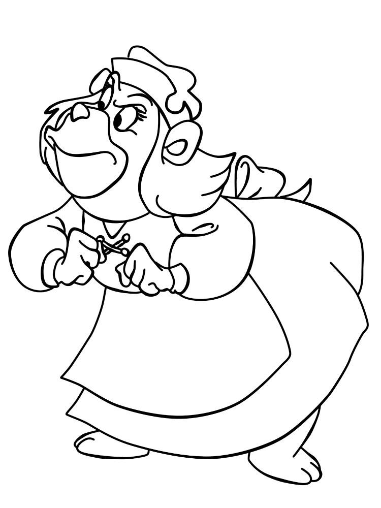 Imprimir gratis dibujos para colorear – osos Gummi