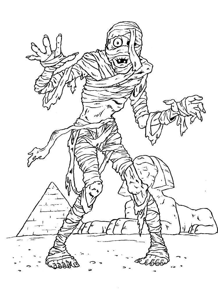 Monstruos Dibujos Infantiles Para Colorear Para Niños Y Niñas