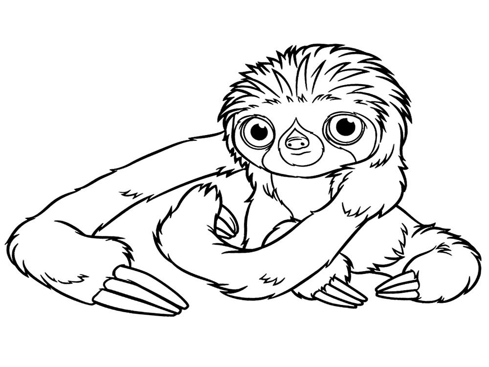 Los Croods – dibujos para colorear e imágenes.