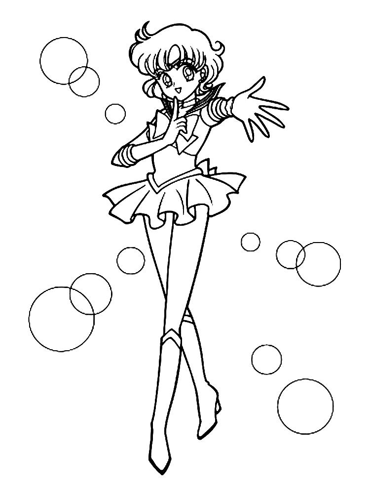 Sailor Moon Dibujos Para Colorear E Imágenes