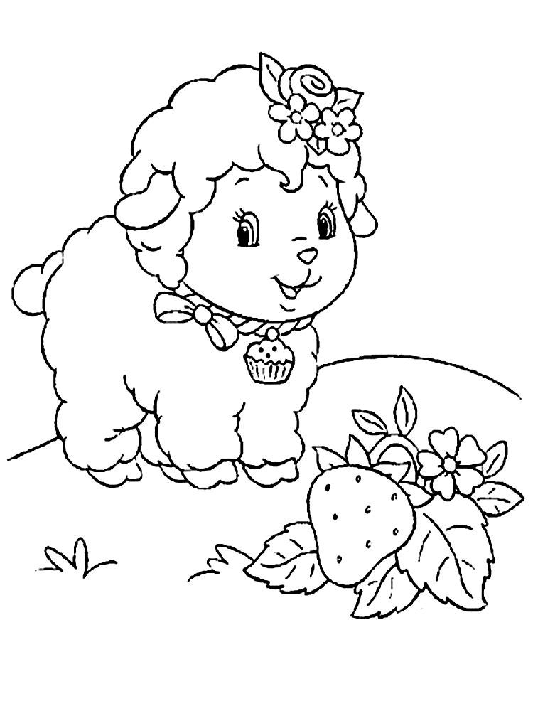 Descargamos dibujos para colorear – granja.