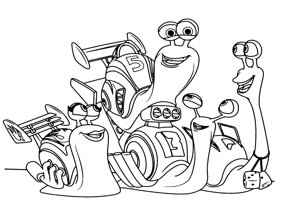 Algo 250 Til Para Ni 241 As Y Ni 241 Os Dibujos Para Colorear Turbo