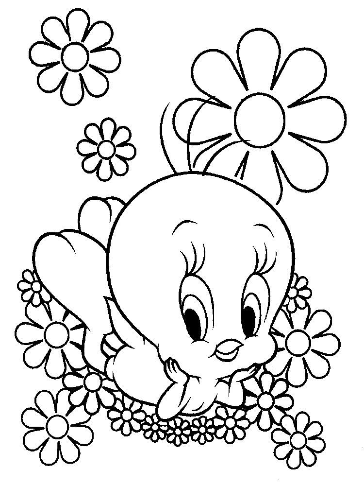 Algo útil para niñas y niños – dibujos para colorear – Los ...
