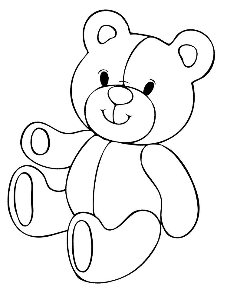 Juguetes – dibujos infantiles para colorear