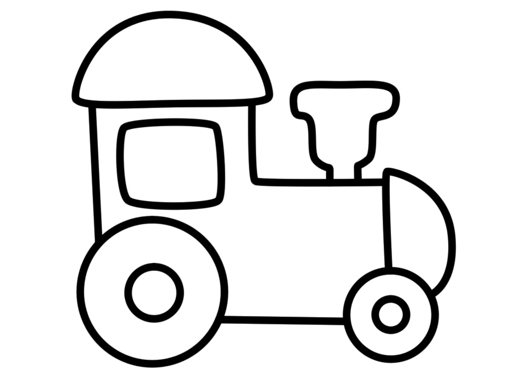 Juguetes Dibujos Animados Infantiles Para Colorear