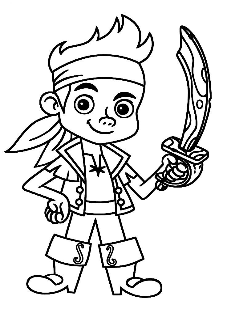 Jake y los Piratas de Nunca Jamas – dibujos animados infantiles ...