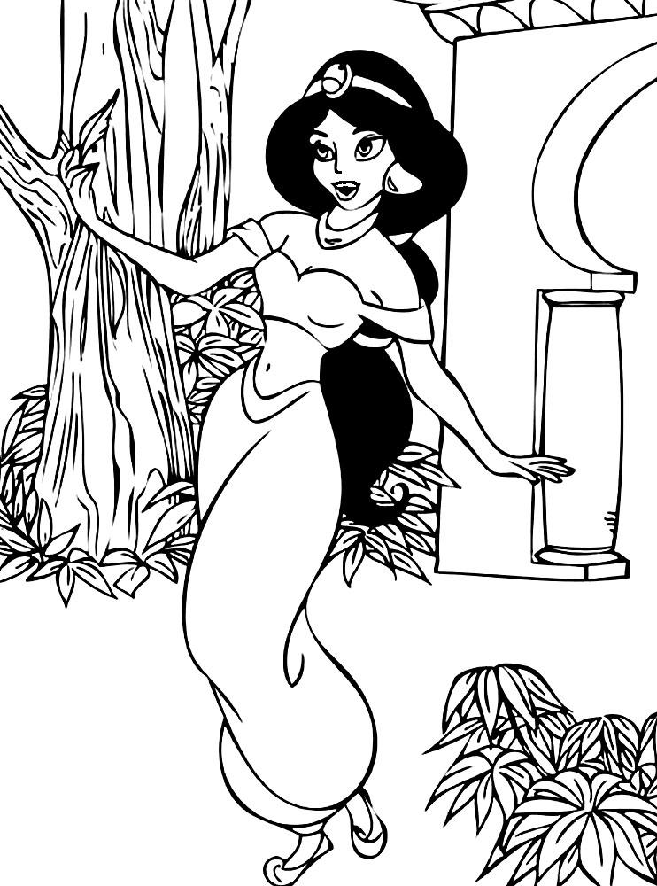Dibujos Para Colorear De Las Princesas Disney Princesas Para