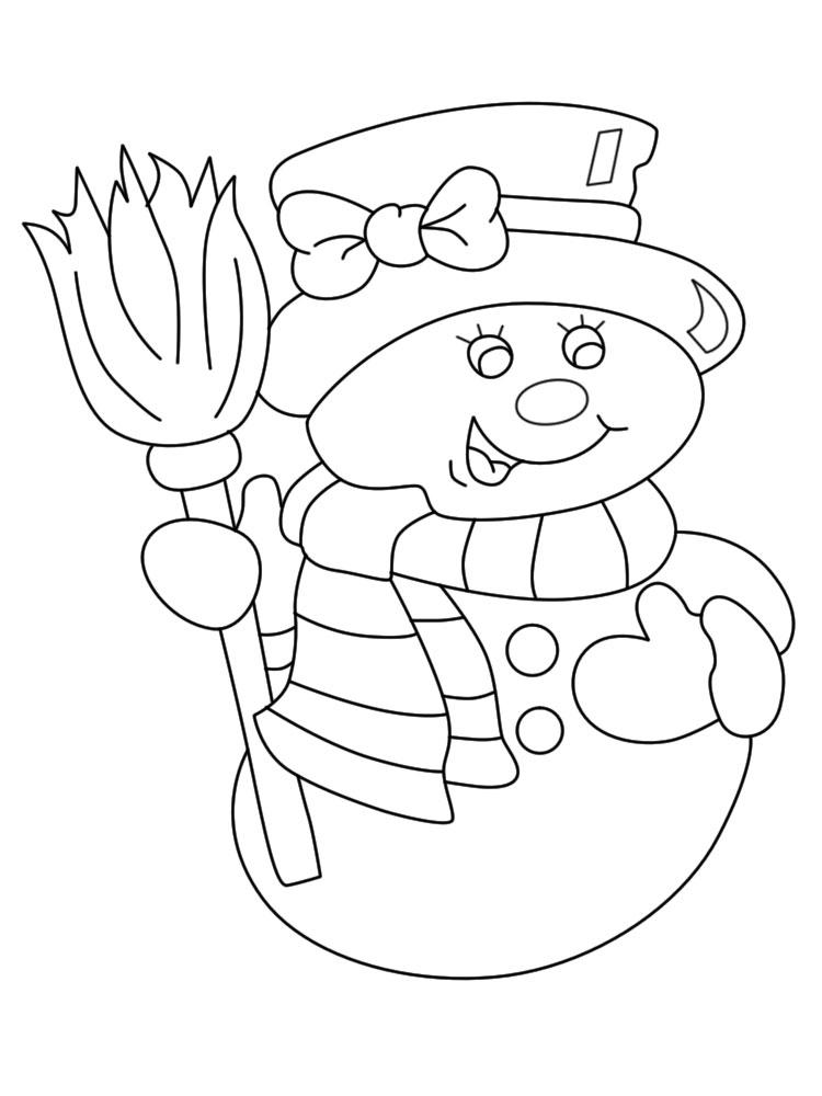 Utiles Dibujos Para Colorear Navidad Para Chiquitines Creativos